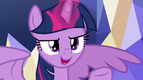 """Twilight Sparkle """"I think I can get them out"""" S7E25"""