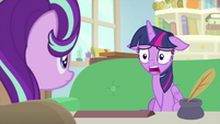 """Twilight Sparkle """"got into our house"""" MLPS4"""