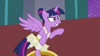 """Twilight Sparkle """"that can't happen again!"""" S7E10"""
