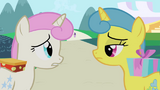 Twinkleshine and Lemon Hearts disappointed