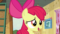 """Apple Bloom """"don't suppose either of you got yours?"""" S5E4"""