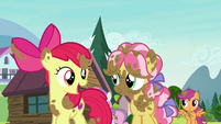Apple Bloom -that haiku pretty well sums it up- S7E21