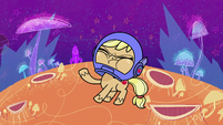 Applejack can't breathe in space PLS1E3a