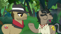 """Caballeron """"let's just follow the map"""" S9E21"""