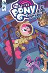 Comic issue 85 cover RI