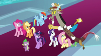 """Discord """"I have so many questions!"""" S9E1"""