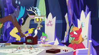 """Discord """"does it really say that?"""" S6E17"""