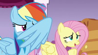 """Fluttershy """"we could, um, try"""" S7E19"""