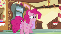 Pinkie -I obviously can't be around my friends right now- S5E19