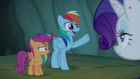 Rainbow Dash -I've got a ton of stories!- S7E16
