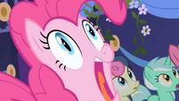 S01E01 Przerażona Pinkie Pie