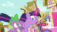 Spike suggests cancelling the hospital visit S7E3