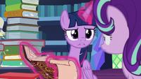 "Twilight Sparkle ""I can make it even better"" S7E26"