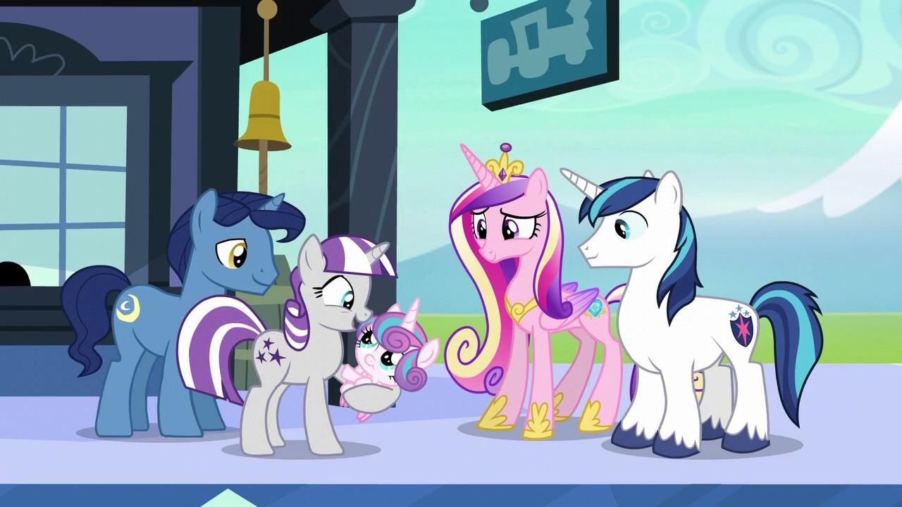 Sparkle family