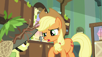 """Applejack """"want to start again now"""" S9E10"""