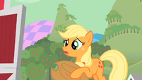 Applejack Remorseful S2E2