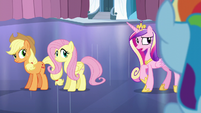 """Cadance """"And try not to mention the Crystal Heart"""" S6E2"""