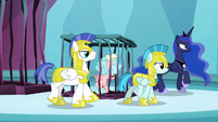 Cozy Glow sentenced to imprisonment S8E26