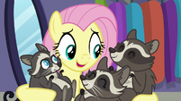 """Fluttershy """"I'm sure they'll help me"""" S8E4"""