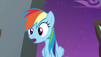 """Rainbow """"what could be wrong?"""" S6E7"""