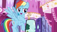 """Rainbow Dash """"mane or no mane!"""" S7E19"""