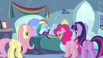 Rainbow goes back to sulking S5E5