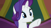 """Rarity singing """"if you want to show"""" S6E12"""