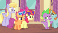 """Spike """"I'll get you some punch"""" S4E19"""