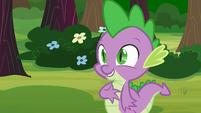 """Spike """"sounds good to me"""" S03E09"""