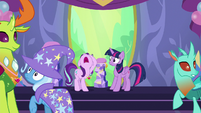 """Starlight crying out """"I'm not ready to leave!"""" S7E1"""