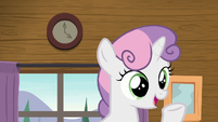Sweetie Belle -that's it for jam-making!- S7E21