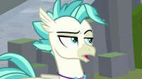 """Terramar """"really like being Hippogriffs"""" S8E6"""
