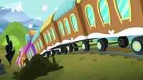 The Friendship Express S5E11