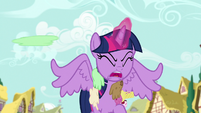 """Twilight Sparkle """"both of you, stop!"""" S7E14"""