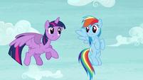 Twilight comes to Rainbow S5E5