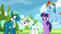 """Vapor Trail """"I've been helping you"""" S6E24"""