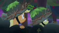 AJ and Apple Bloom hear another sound S9E10