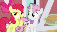 "Apple Bloom ""when I'm lookin' for somethin'"" S9E23"