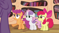 """CMC """"forgot to bring our stuff"""" S4E15"""