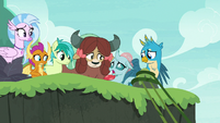 """Ocellus """"at least now they're agreeing"""" S8E9"""
