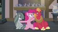 Pinkie Pie -you too, right, Big Mac-- S5E20