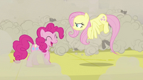 Pinkie Pie giggling S2E26