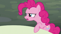 """Pinkie Pie momentarily confused """"huh?"""" S6E3"""