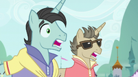 Polo ponies in surprise S5E10