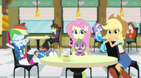 """Rainbow Dash """"it happens to all of us when we play"""" EG2"""