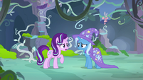 "Starlight ""he might have to kick Pharynx out"" S7E17"