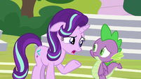 Starlight -he's right about one thing- S8E15