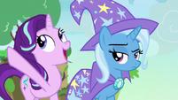 """Starlight Glimmer """"waaaaaaay over there"""" S7E17"""