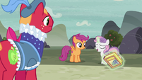 """Sweetie Belle """"write a song for Sugar Belle!"""" S7E8"""