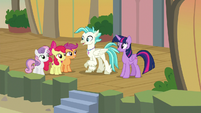 """Terramar """"after the Storm King was defeated"""" S8E6"""